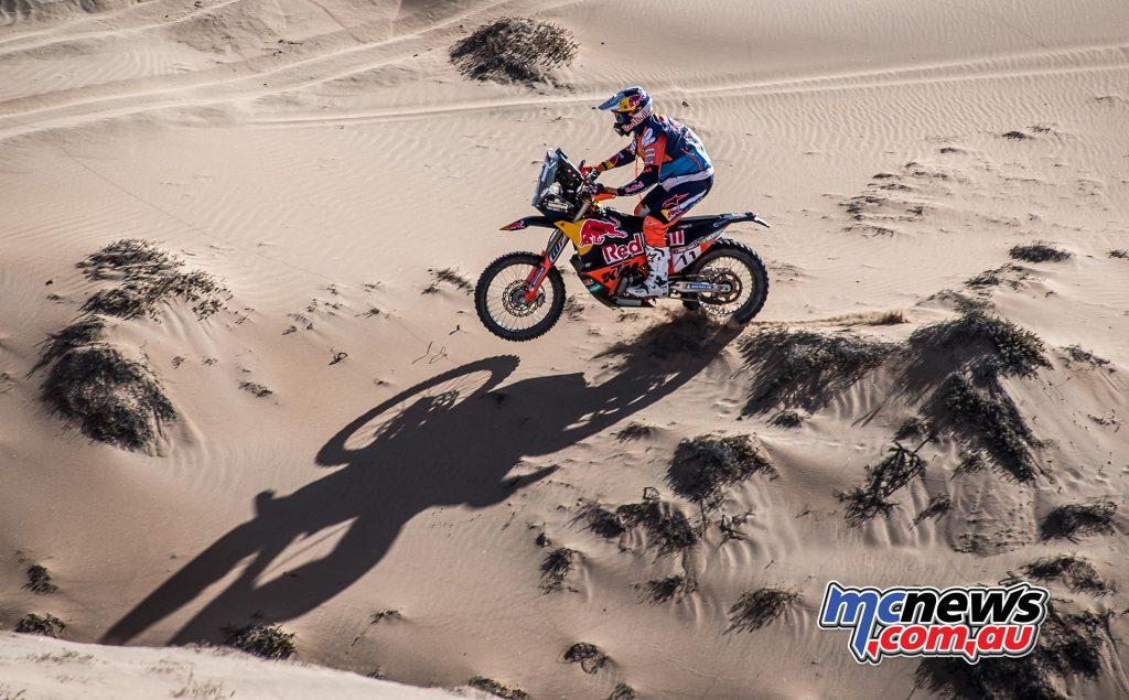 Atacama Rally Toby Price