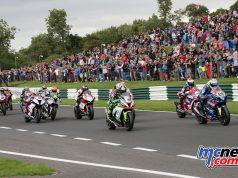 BSB CadwellPark BSB Race start