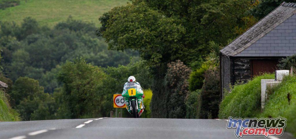 Classic TT Practice John McGuinness