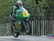 Classic TT Practice John McGuinness Paton