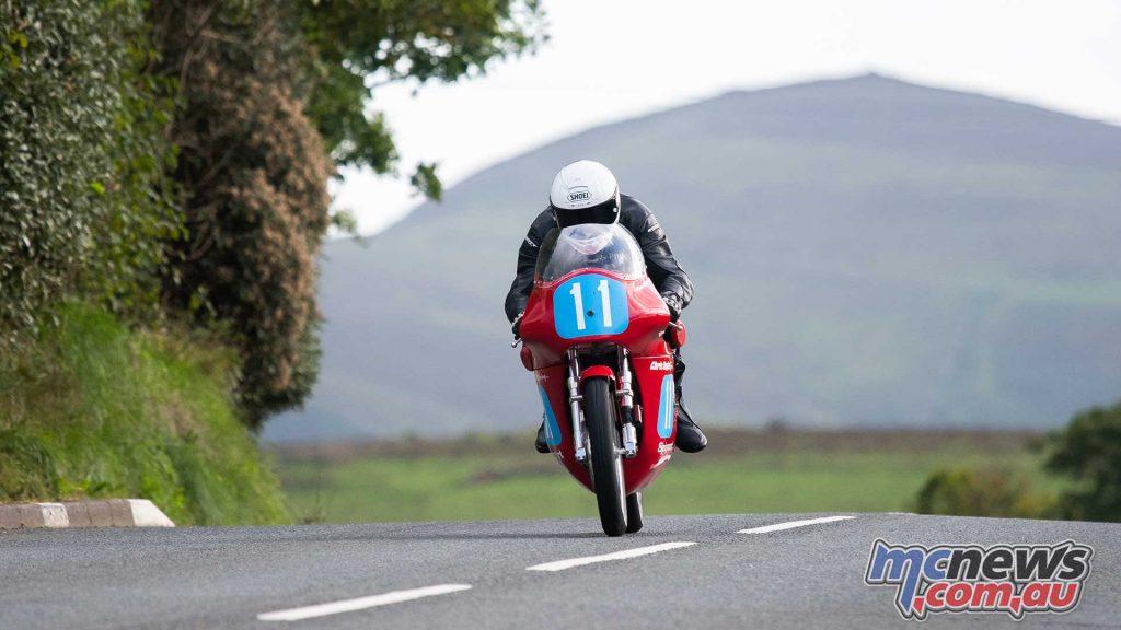 Classic TT Practice Phil McGurk