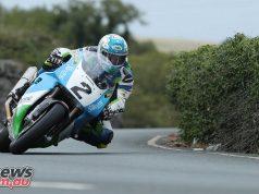 Classic TT Superbike Dean Harrison