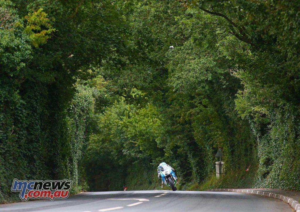 Classic TT Superbike Dean Harrison Forest