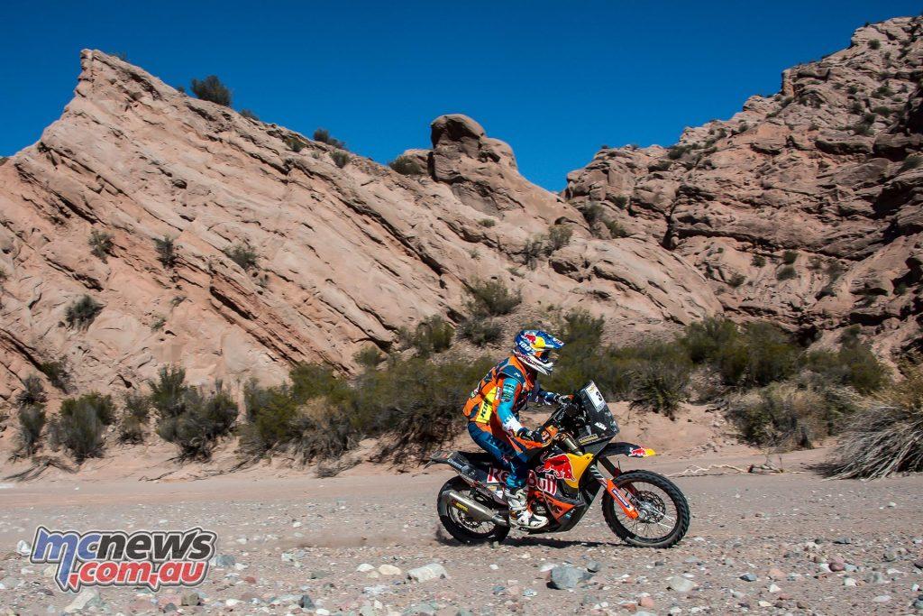 Desafio Ruta Rally Stage Matthias Walkner