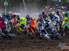 MX Nationals Rnd Gladstone moto mx start evans long Cover