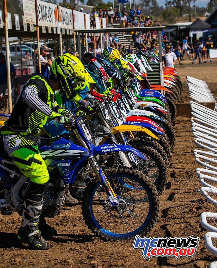 MX Nationals Rnd Gladstone moto mx