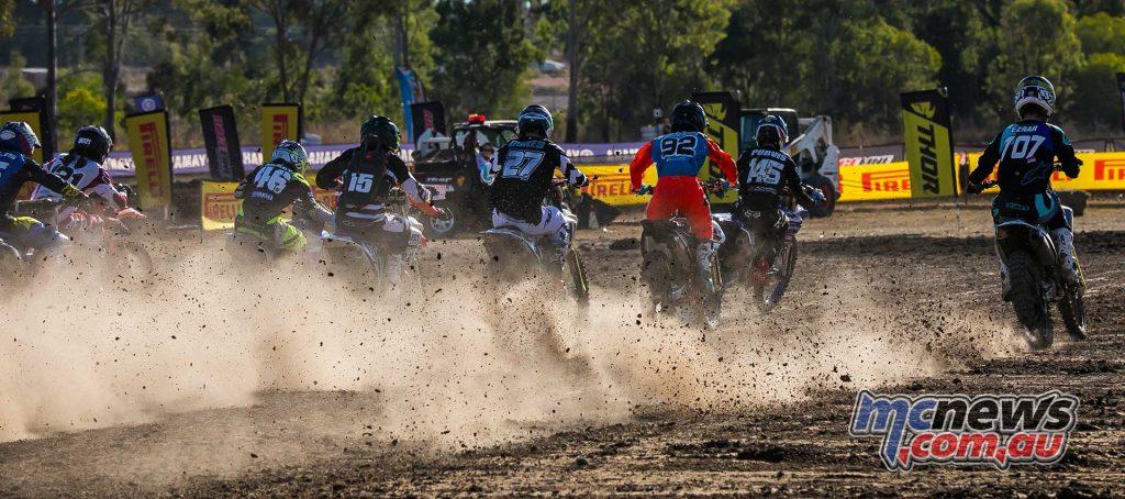 MX Nationals Rnd Gladstone moto mxd