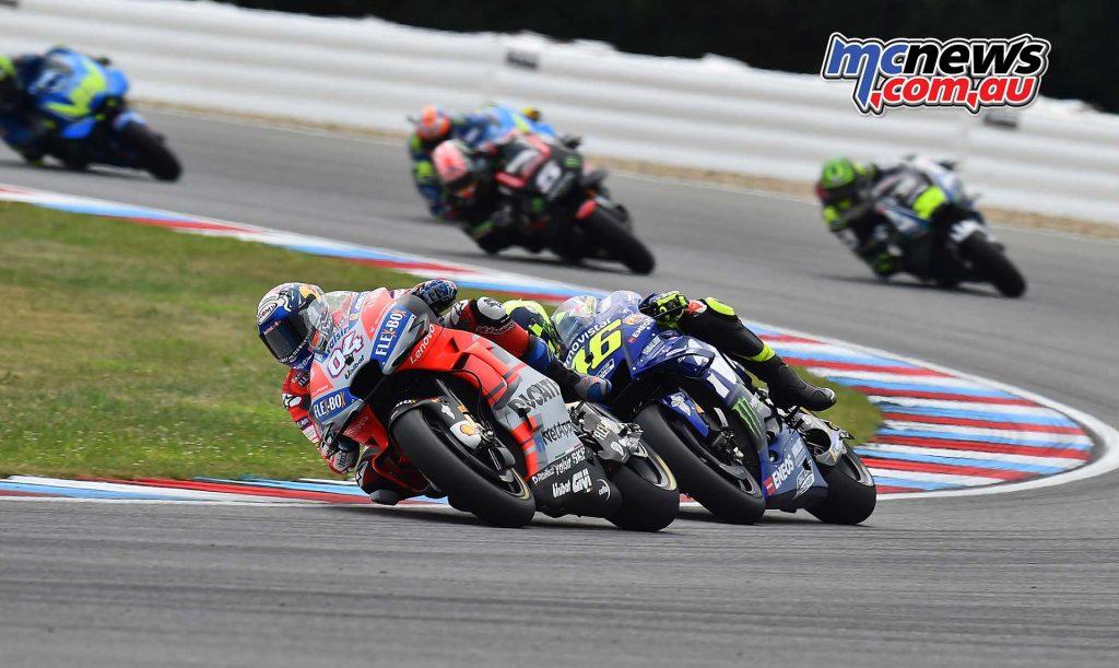 MotoGP Brno Rnd Michelin Dovi
