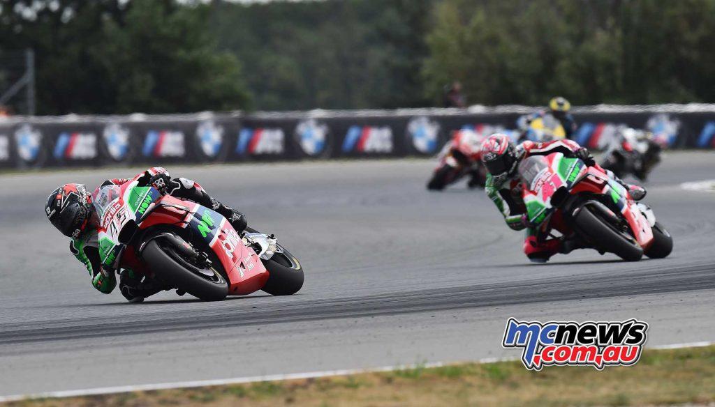 MotoGP Brno Rnd Michelin Redding Espargaro