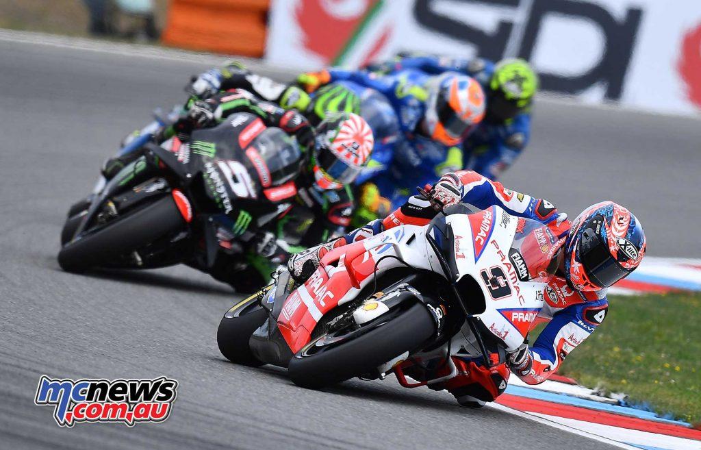 MotoGP Brno Rnd Michelin Petrucci