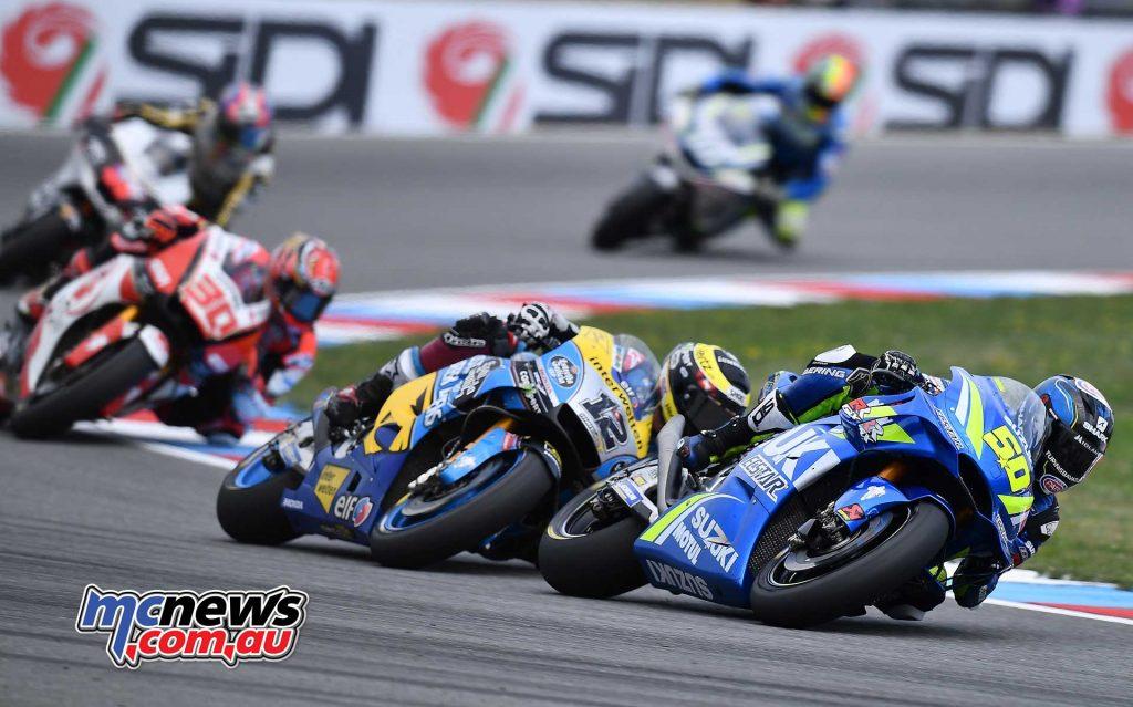 MotoGP Brno Rnd Michelin Guintoli
