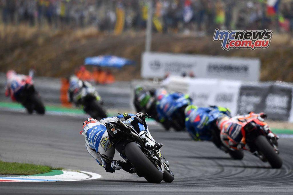 MotoGP Brno Rnd Michelin Rabat