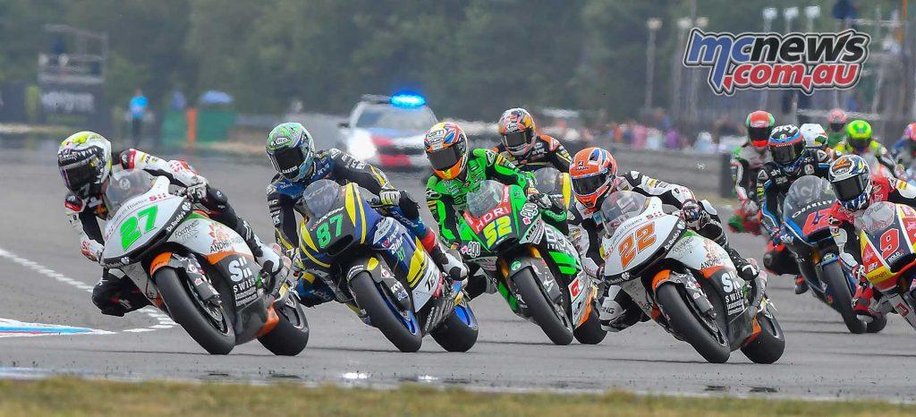 MotoGP Brno Rnd Moto Gardner