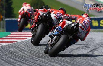 MotoGP Rnd Austria Dovi GP AN Cover