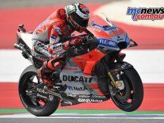 MotoGP Rnd Austria Fri Lorenzo