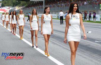 MotoGP Rnd Austria Girls GP AN Cover