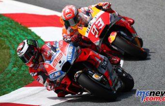MotoGP Rnd Austria Lorenzo GP AN
