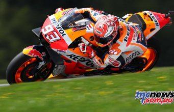 MotoGP Rnd Austria Marquez GP AN Cover
