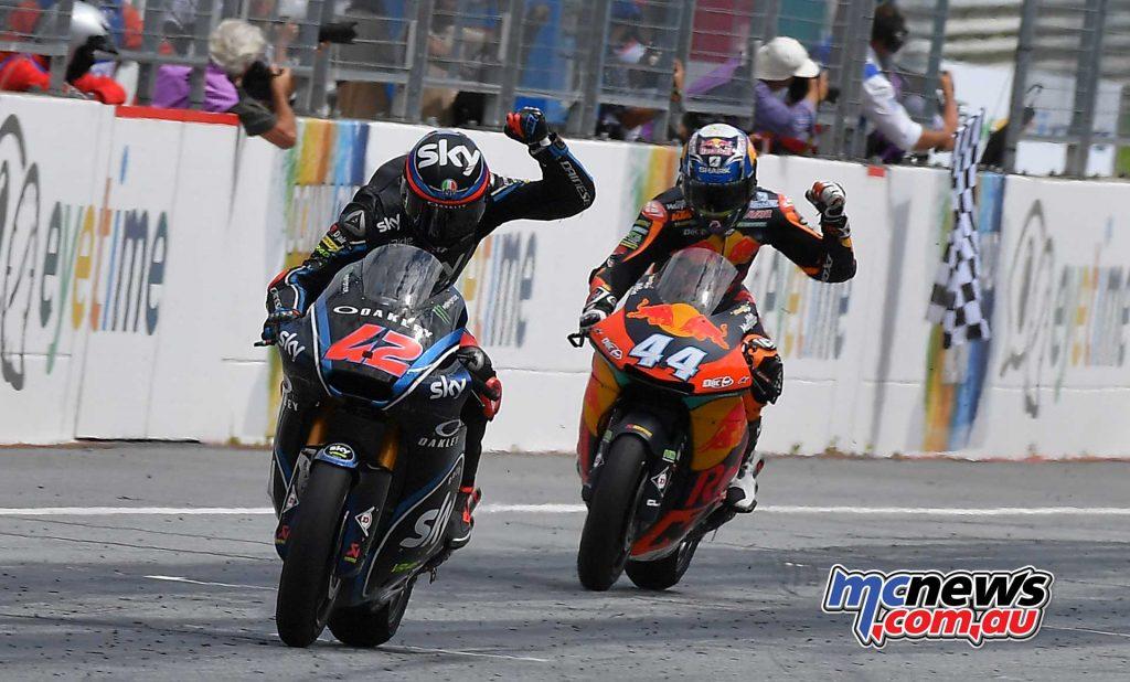 MotoGP Rnd Austria Moto Francesco Bagnaia Oliveira