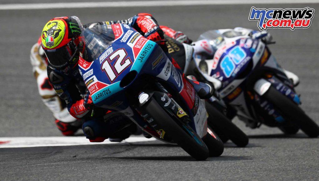 MotoGP Rnd Austria Moto Bezzecchi GP AN Cover