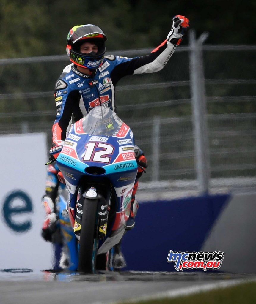 MotoGP Rnd Austria Moto Marco Bezzecchi