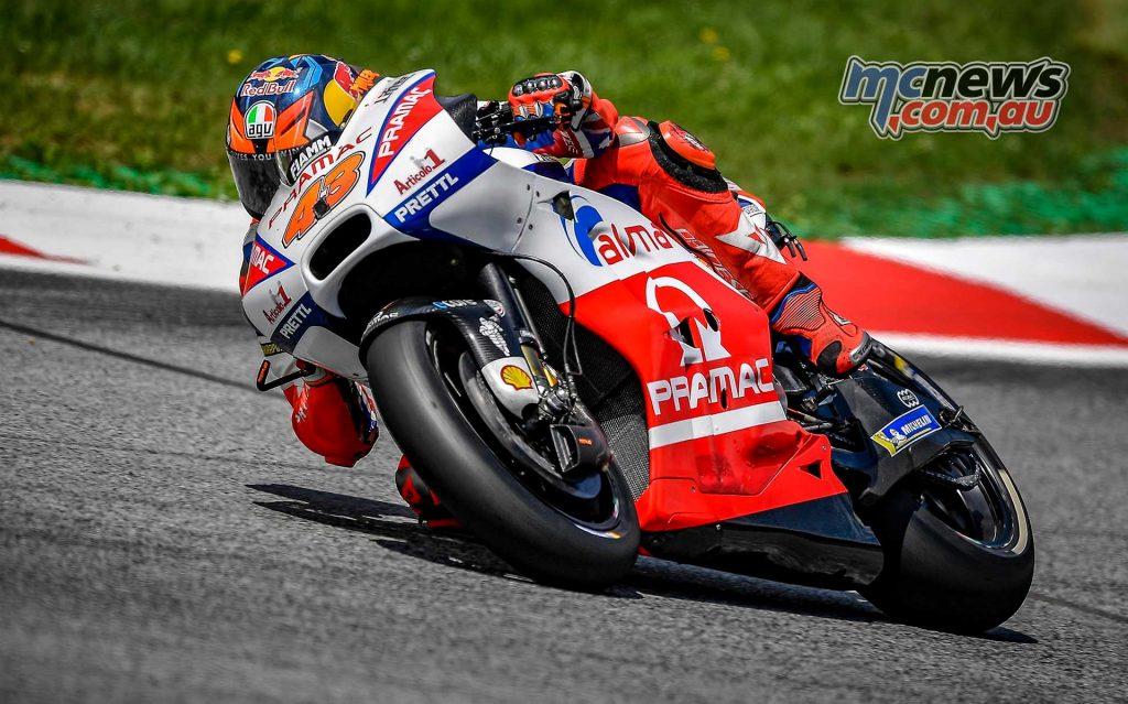 MotoGP Rnd Austria QP Miller