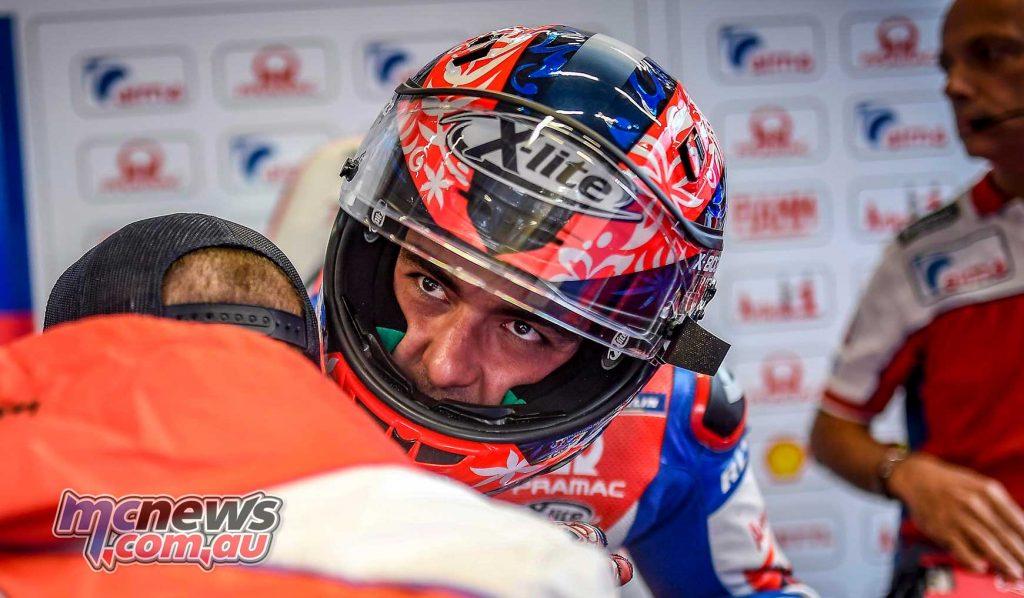 MotoGP Rnd Austria QP Petrucci