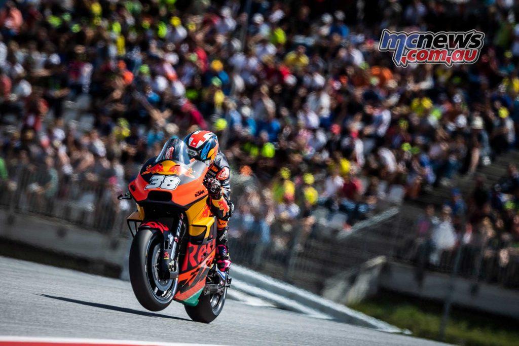 MotoGP Rnd Austria QP Smith