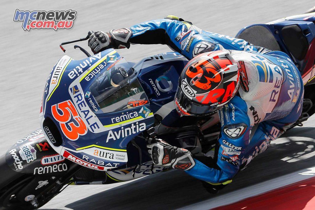 MotoGP Rnd Austria QP Tito Rabat