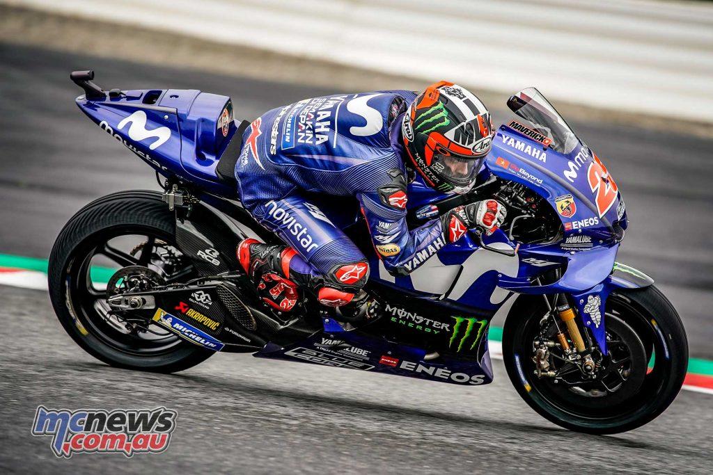 MotoGP Rnd Austria QP Vinales