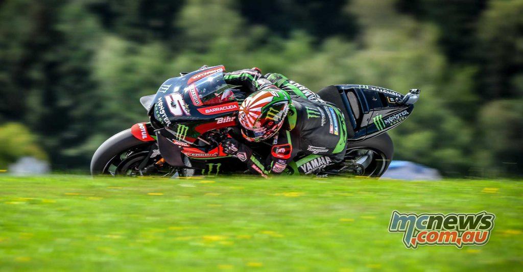 MotoGP Rnd Austria QP Zarco