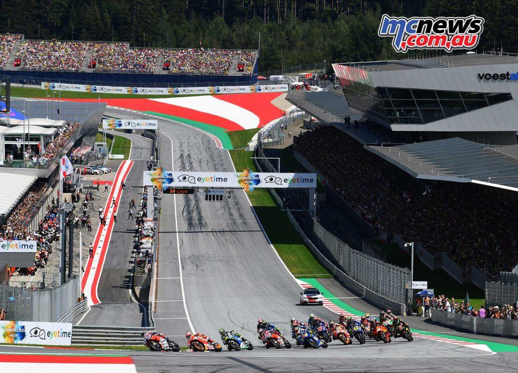 MotoGP Rnd Austria RaceMichelin