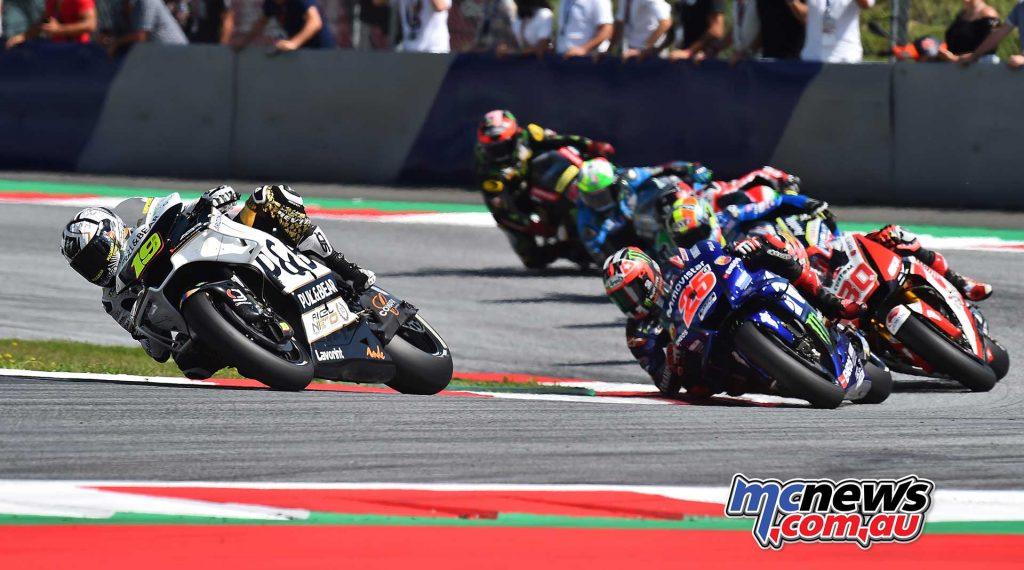 MotoGP Rnd Austria RaceMichelin Bautista