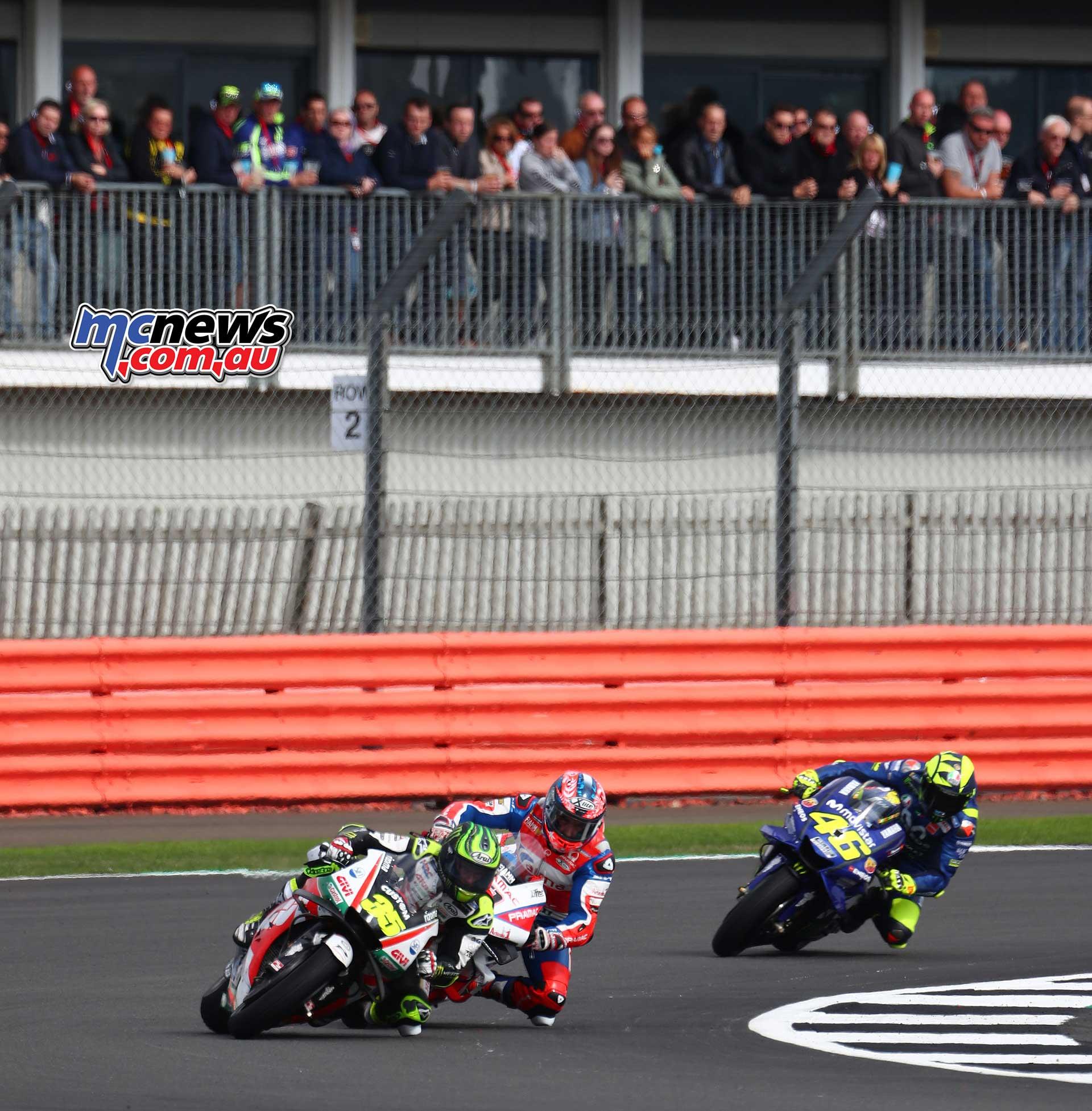 Motogp 2018: 2018 Silverstone MotoGP