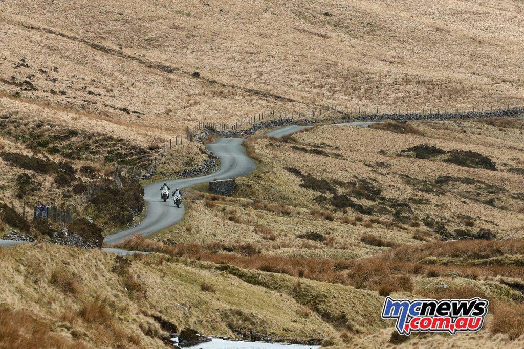 Triumph Adventure Experience Road