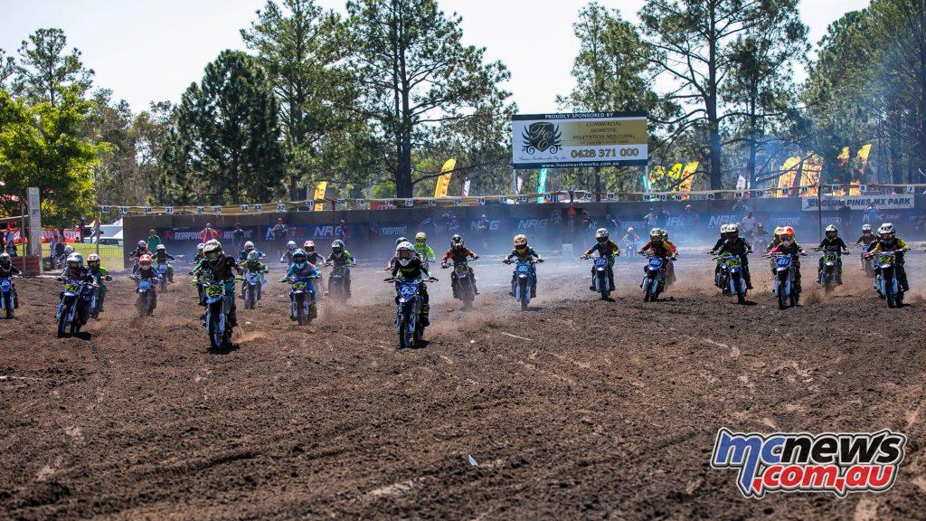 mx nationals coolum round cc start moto ImageScottYa