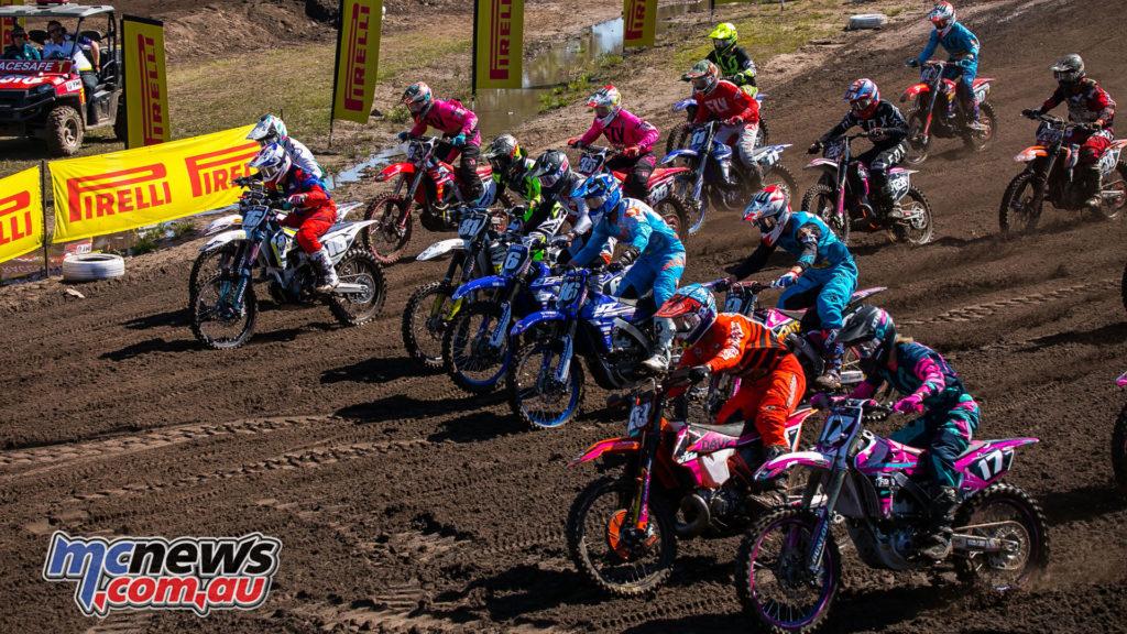 mx nationals coolum round mx moto start ImageScottYa