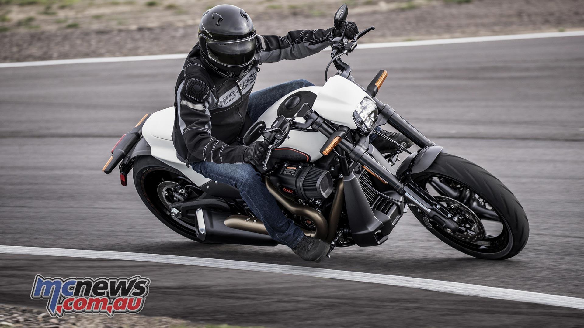 Harley-Davidson FXDR 114 Power Cruiser