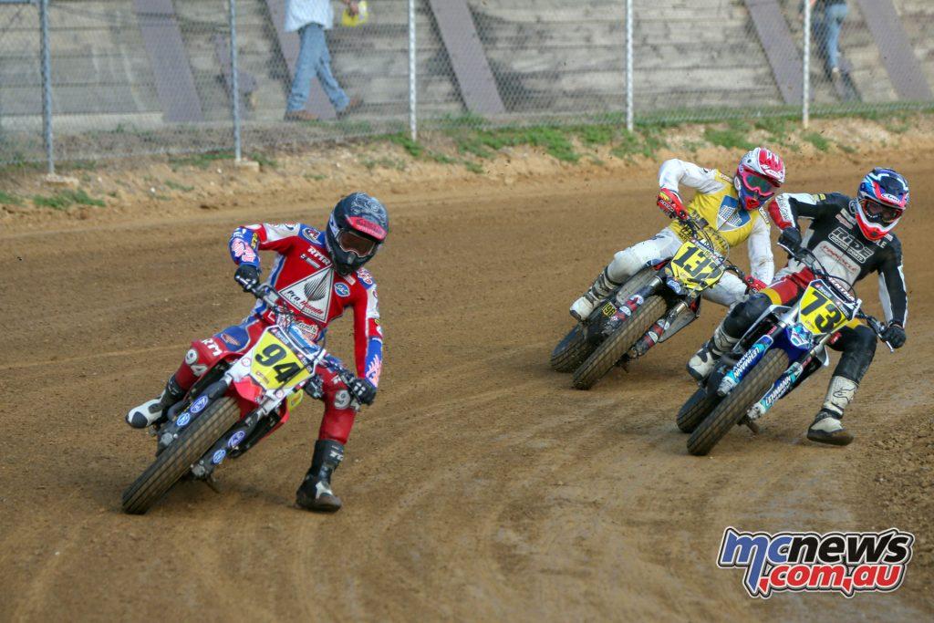 AFT Twins Rnd Peoria TT Ryan Wells ERV