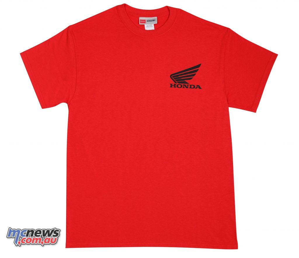 Honda Mini Wing T Shirt LTSR