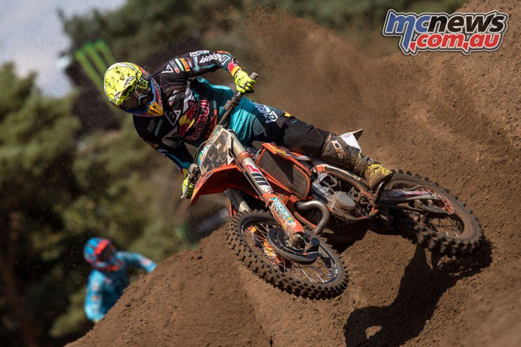 MXGP Rnd Belgium Tony Cairoli RA