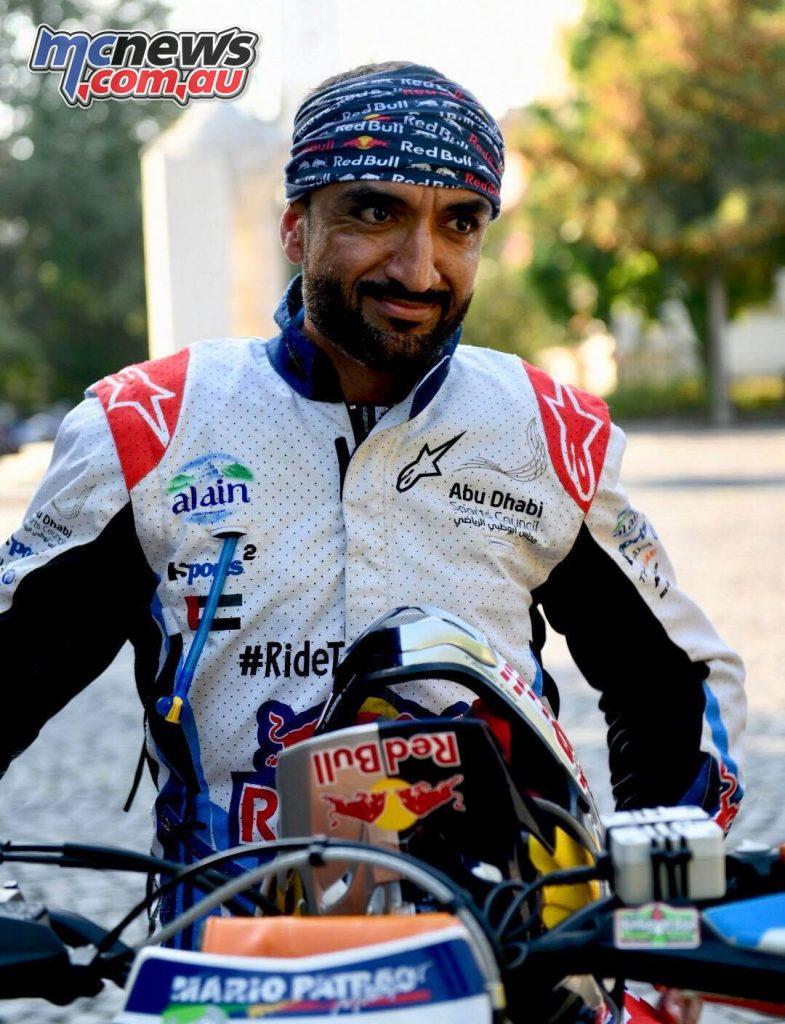 Mohammed Al Balooshi Bajas World Cup