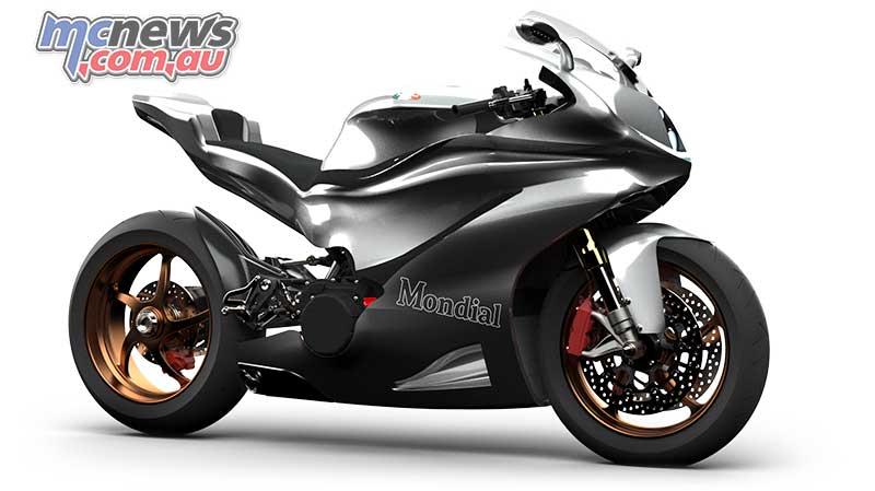 MondialMoto V Superbike