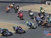 MotoAmerica Rnd Sonoma Superbikes Sunday