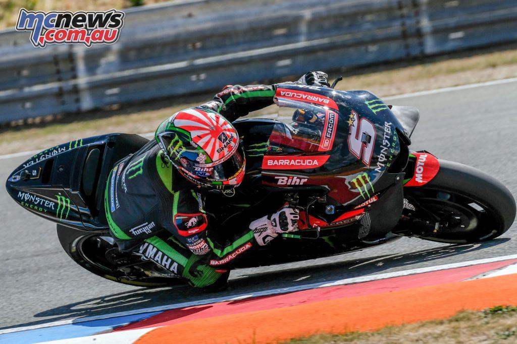 MotoGP Brno Test Aug Zarco