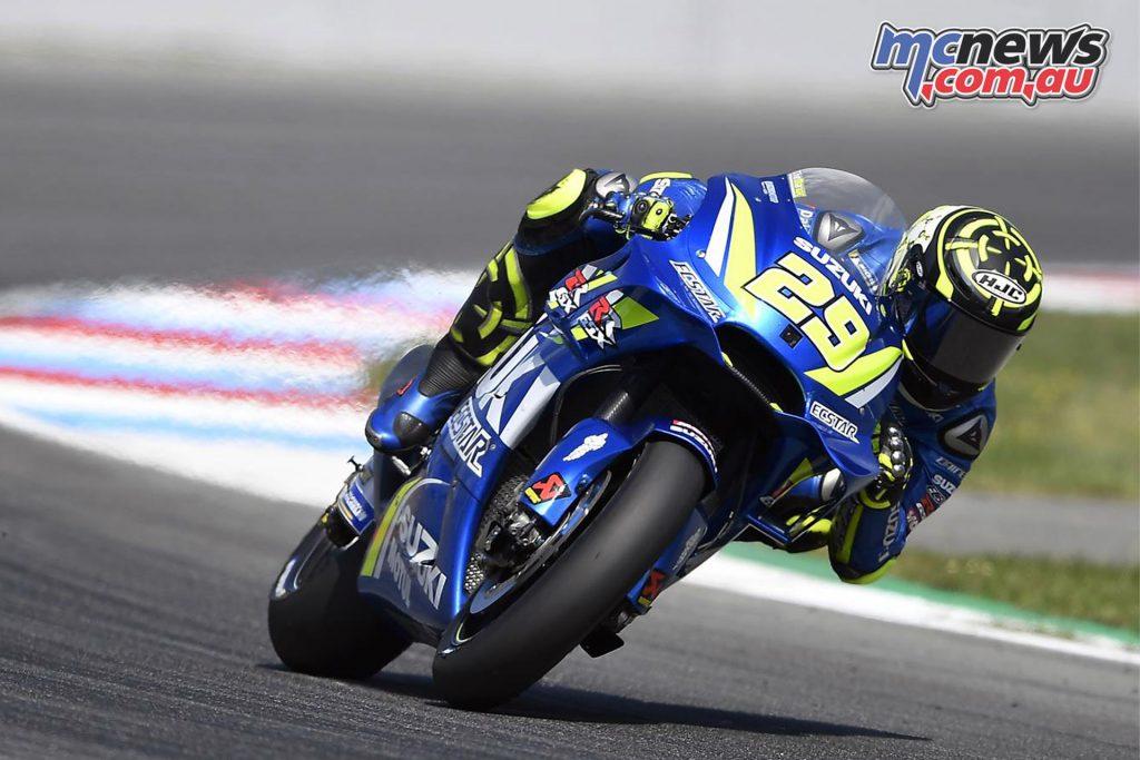MotoGP Brno Test Aug andrea iannone