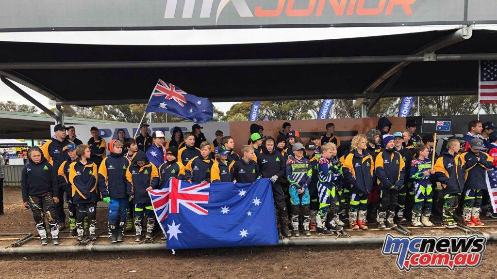 WJMX Horsham Australia Australian riders
