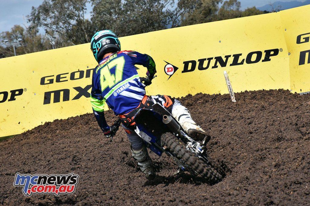 WJMX Horsham Australia MX Bailey Malkiewicz