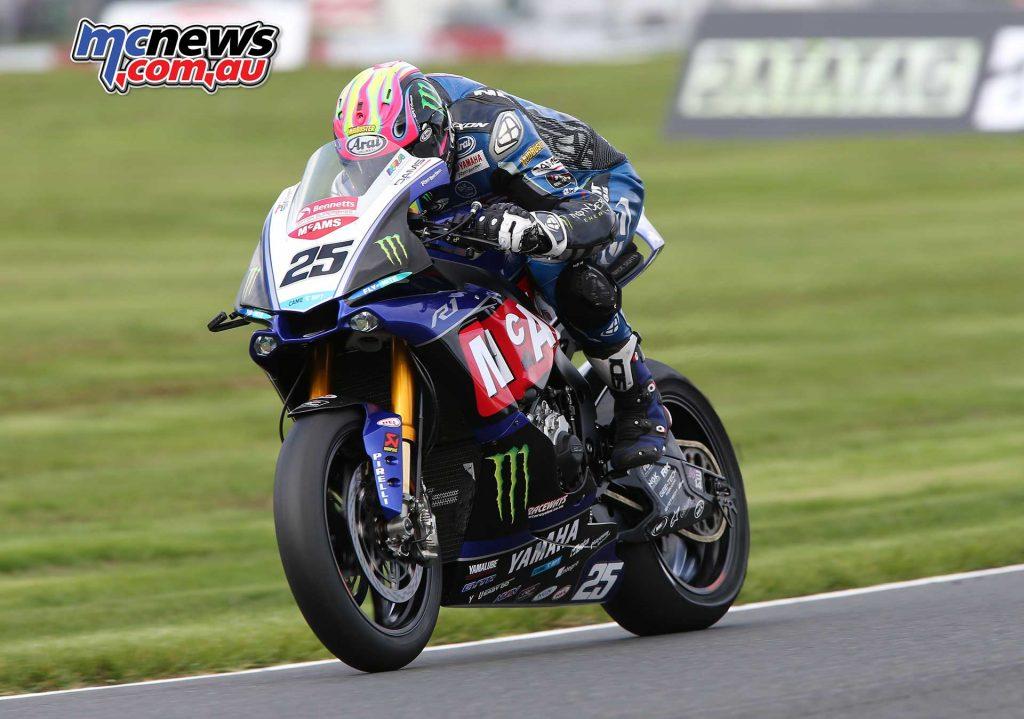 BSB Showdown Oulton Park Superbike Brookes ImageDyeomans