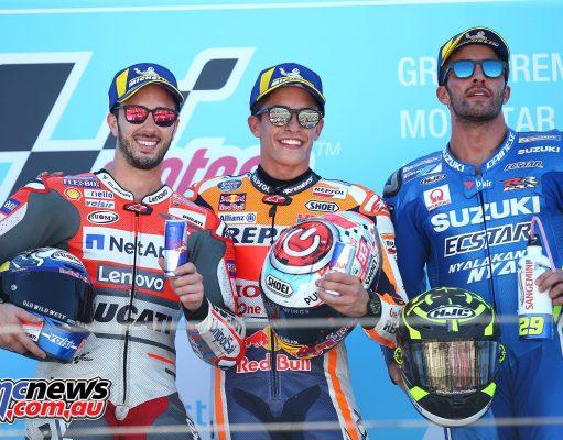 MotoGP Aragon GPpod GP AN